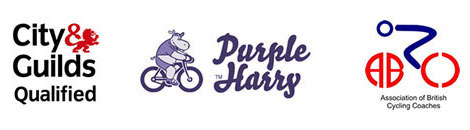 City & Guilds Qualified, Purple Harry, Association of British Cycling Coaches