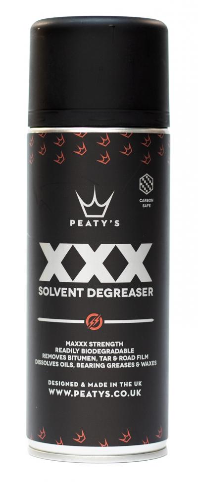 PEATYS XXX SOLVENT DEGREASER - 400ML