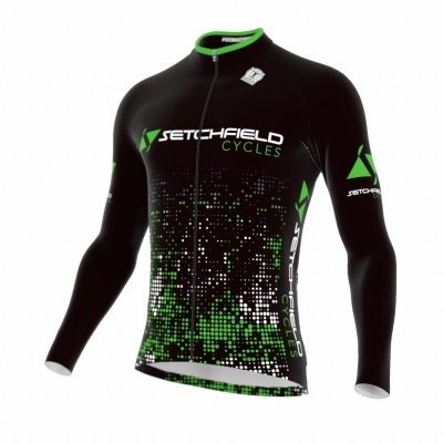 Setchfield Cycles Pro Long Sleeve Jacket Men/Women